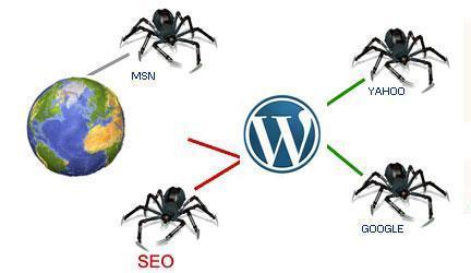 Wordpress optimizacija sajta